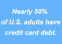 Credit Card Debt USA